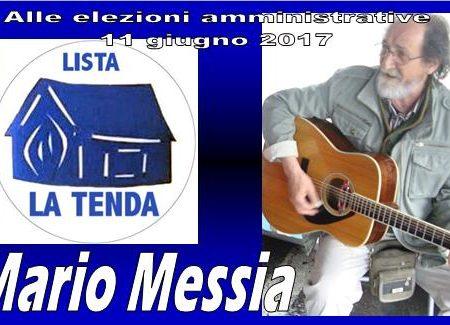 Mario Messia candidato al Consiglio Comunale di Frosinone