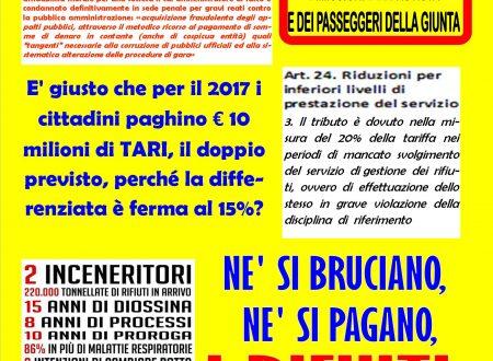 Rifiuti a Frosinone: Una giunta smemorata lascia spazio alla tariffa raddoppiata