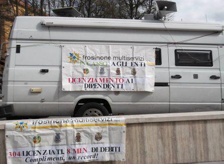 Lavoratori ex-Multiservizi Frosinone, richiesta incontro al Prefetto di Frosinone