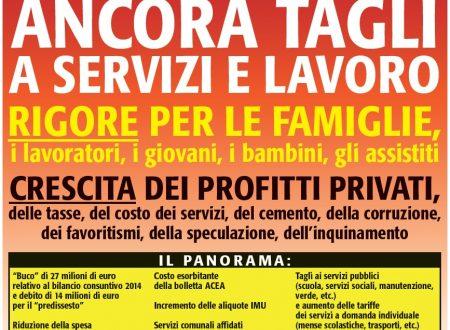 Bilancio del Comune di Frosinone: sette anni di sacrifici non bastano